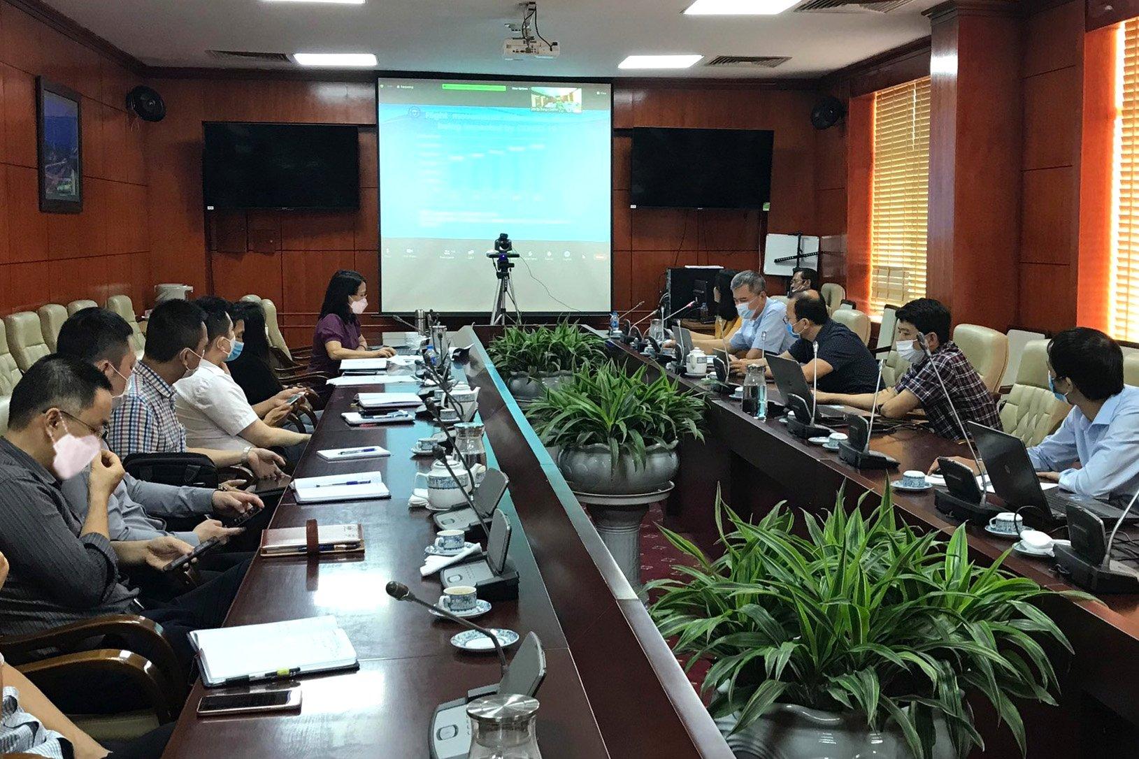 Hội thảo Hợp tác giữa Việt Nam – Hoa Kỳ về hiện đại hóa Quản lý không lưu