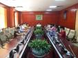 Hội nghị Ban Chấp hành Đoàn Thanh niên Tổng công ty Quản lý bay Việt Nam lần thứ XVII
