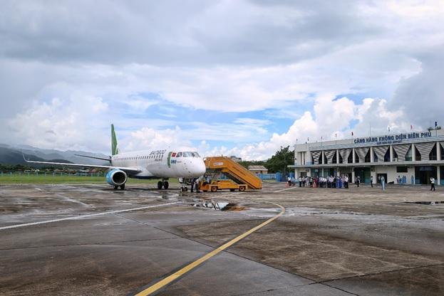 Thành công trong thiết kế phương thức bay hiện đại PBN tại Cảng Hàng không Điện Biên