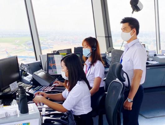 Công ty Quản lý bay miền Nam: Quyết tâm vượt qua đại dịch