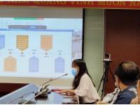 Trung tâm Thông báo tin tức hàng không tổ chức hội nghị giảng bình, rút kinh nghiệm công tác đảm bảo an toàn