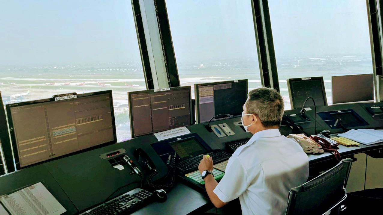 Triển khai áp dụng hệ thống quản lý tàu bay đến, tàu bay khởi hành tại Cảng hàng không quốc tế Nội Bài