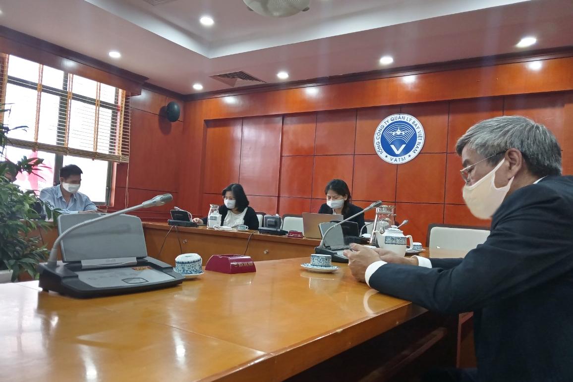 Hội nghị trực tuyến lần thứ 25 Tiểu nhóm khí tượng hàng không (MET SG-25)