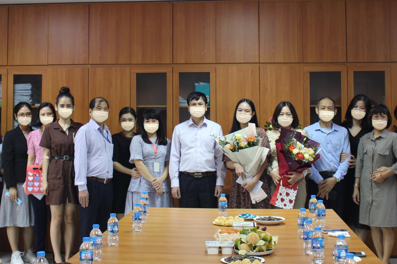 Trung tâm Quản lý luồng không lưu chúc mừng kỷ niệm 91 năm Ngày thành lập Hội liên hiệp Phụ nữ Việt Nam 20/10/2021