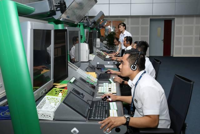 VATM: Công tác huấn luyện bay làm quen