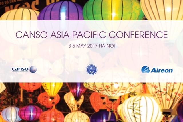 VATM đăng cai tổ chức Hội nghị CANSO khu vực châu Á - Thái Bình Dương