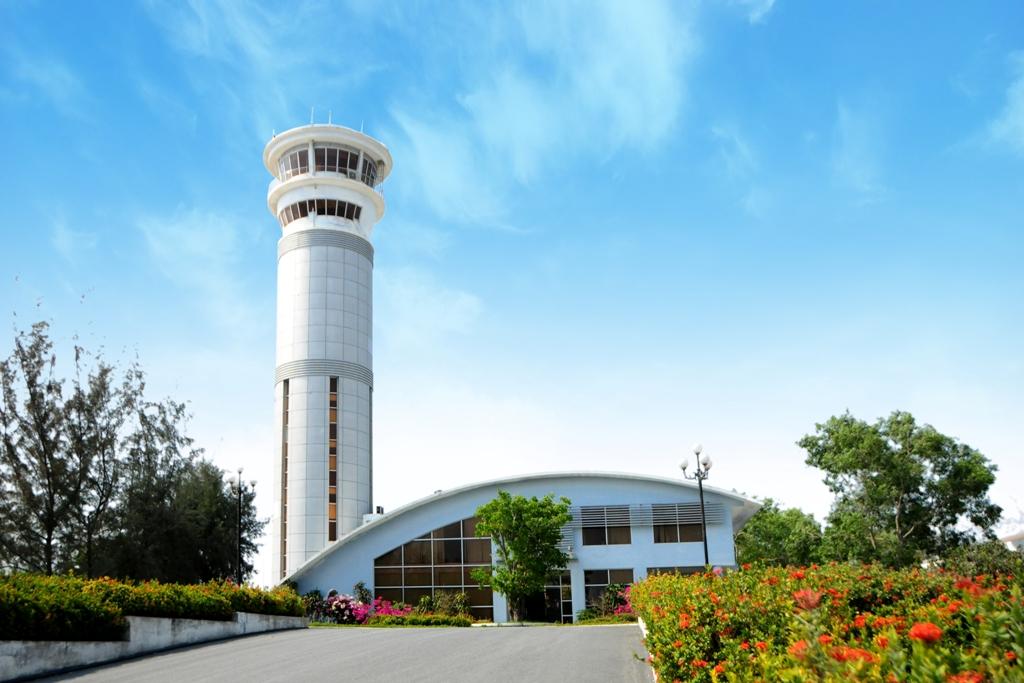 Thông tin báo chí: Thành lập Trung tâm Kiểm soát Tiếp cận - Tại sân Cam Ranh