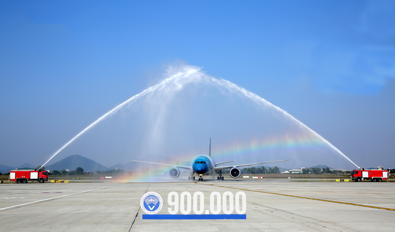 Thông tin báo chí về sự kiện chào mừng điều hành chuyến bay thứ 900.000 trong năm 2019 và chào mừng 25 năm ngày tiếp nhận phần phía Nam Vùng thông báo bay Hồ Chí Minh