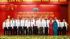 Đại hội đại biểu Đảng bộ Tổng công ty Quản lý bay Việt Nam lần thứ VIII, nhiệm kỳ 2020-2025