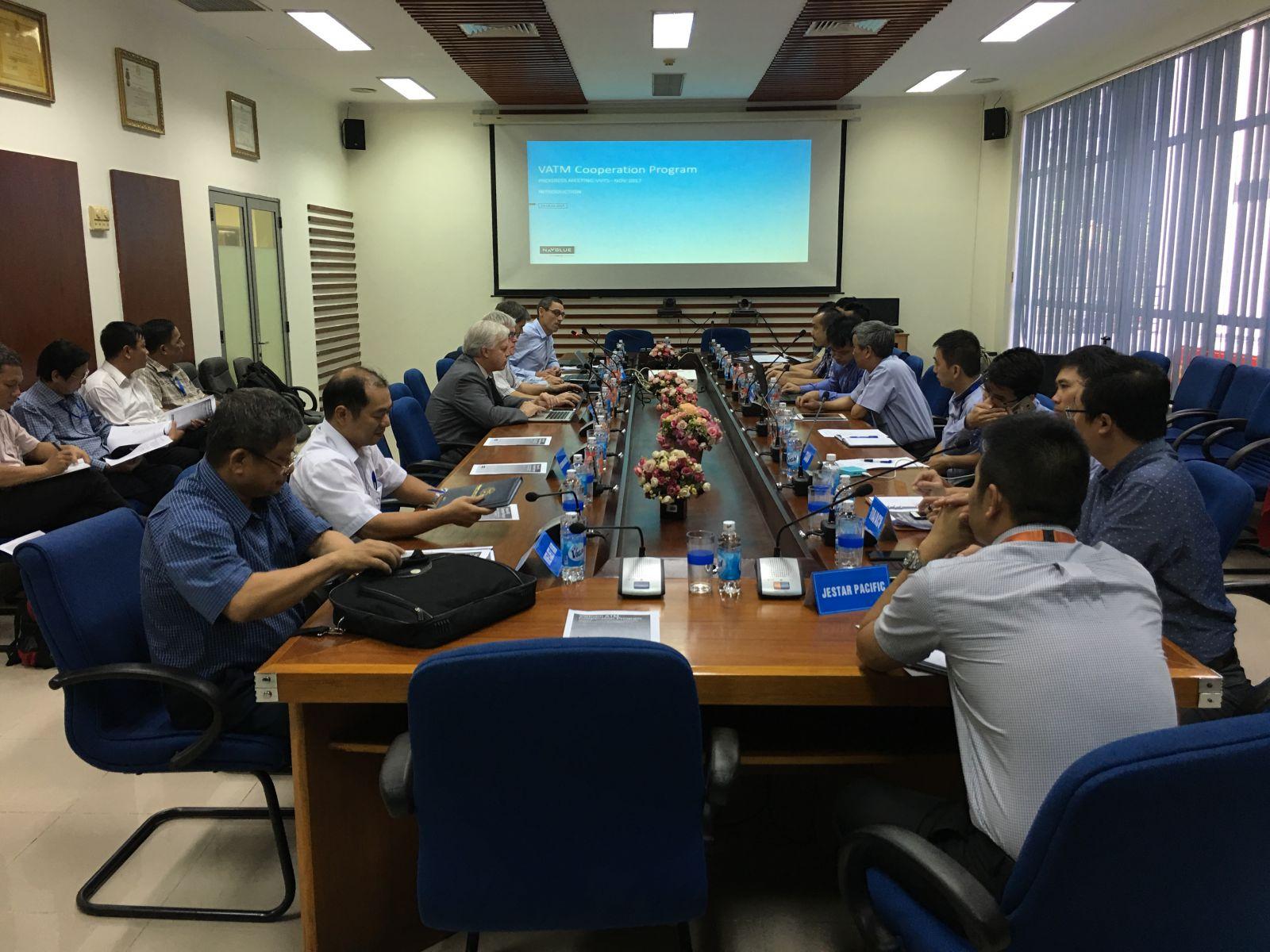 Khai mạc Cuộc họp rà soát tiến độ dự án khu vực sân bay Tân Sơn Nhất
