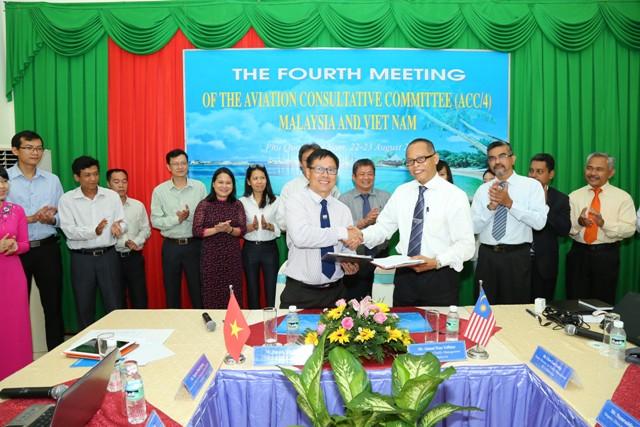 VATM: Hội nghị lần thứ tư Ủy ban tư vấn Hàng không dân dụng Việt Nam – Malaysia