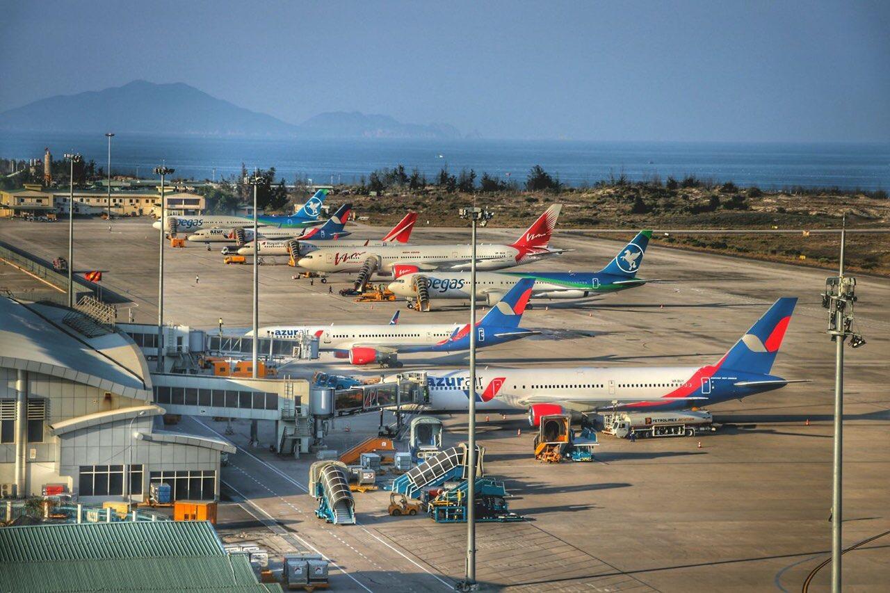 Власти Вьетнама с 1 января ужесточают требования к оснащению самолетов в аэропорту Камрань